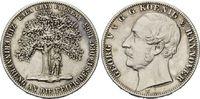 Hannover, Taler 1865 f.st Georg V., 1851-1866, 625,00 EUR  zzgl. 9,40 EUR Versand