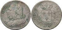 5 Francs 1815 L, Frankreich, Ludwig XVIII. 1814, 1815-1824, ss  125,00 EUR95,00 EUR kostenloser Versand