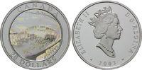 20 Dollars 2003 Kanada, Niagara Fälle - Hologramm, PP, Zertifikat, Etui  65,00 EUR kostenloser Versand