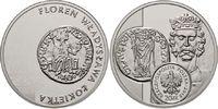 20 Zlotych 2015 Polen, Floren von Wladyslaw Lokietek, PP, Zertifikat, E... 65,00 EUR  zzgl. 6,40 EUR Versand