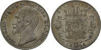 Doppelgulden 1854, Sachsen-Meiningen, Bernhard II. Erich Freund, 1821-1... 380,00 EUR kostenloser Versand