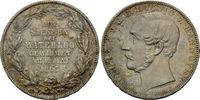 Vereinstaler 1865 B, Hannover, Georg V., 1851-1866, st  225,00 EUR kostenloser Versand