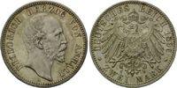 2 Mark 1896 A Anhalt, Friedrich I., 1871-1904, st  945,00 EUR  zzgl. 9,40 EUR Versand