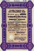 4 1/2% Teilschuldverschreibung über 500RM 1940, Deutschland, Preussisch... 9,00 EUR  zzgl. 6,40 EUR Versand