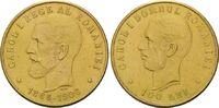 100 Lei (1906) Rumänien, Karl I., 1866-191...