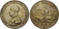 Taler 1818 A, Preussen, Friedrich Wilhelm III., 1797-1840, ss-vz  150,00 EUR kostenloser Versand