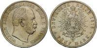 5 Mark 1875 B Preussen, Wilhelm I., 1861-1888, f.vz  239,00 EUR kostenloser Versand