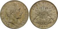 Doppelgulden 1852 Bayern, Maximilian II., 1848-1864, f.st  295,00 EUR kostenloser Versand