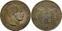 Doppeltaler 1854, Hessen-Kassel, Friedrich Wilhelm I., 1847-1866. f.vz  459,00 EUR kostenloser Versand