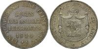 Ausbeutetaler 1834, Anhalt-Bernburg, Alexander Carl, 1834-1863, vz+  270,00 EUR kostenloser Versand