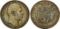 Vereinstaler 1867, Mecklenburg-Schwerin, Friedrich Franz II., 1842-1883... 390,00 EUR kostenloser Versand