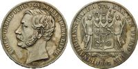 Vereinstaler 1865, Schaumburg-Lippe, Adolf Georg, 1860-1893, vz+  345,00 EUR340,00 EUR kostenloser Versand