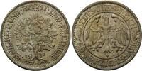 5 Mark 1932 G Weimarer Republik, Eichbaum, vz  198,00 EUR  zzgl. 6,40 EUR Versand