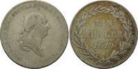 Taler 1819, Hessen-Kassel, Wilhelm I., 1803-1821, s-ss  90,00 EUR kostenloser Versand