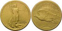 20 Dollars 1924, USA, St. Gaudens, s-ss  1345,00 EUR kostenloser Versand