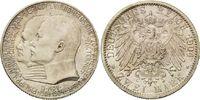 2 Mark 1904 Hessen, Ernst Ludwig, 1892-1918, st  135,00 EUR kostenloser Versand