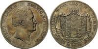 Doppeltaler 1839 Preussen, Friedrich Wilhelm III., 1797-1840, f.vz  345,00 EUR