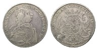 Baden-Durlach, Konventionstaler 1766 W, Durlach, Karl Friedrich, 1738-1811,