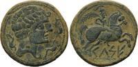 AE 29 (204-154 v.Chr) Spanien, Citerior, Stadt Celsa, vz  595,00 EUR