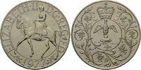 5 Shillings 1977, Großbritannien, 25.Jahrestag der Krönung von Königin ... 3,00 EUR  zzgl. 6,40 EUR Versand