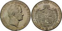 Doppeltaler 1841, Preussen, Friedrich Wilhelm IV., 1840-1861, vz-st  415,00 EUR kostenloser Versand