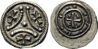 Denar o.J. Ungarn, Stephan II., 1114-1131, vz  75,00 EUR kostenloser Versand