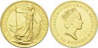 50 Pounds 1996 Großbritannien, Britannia, vz-st  620,00 EUR  zzgl. 9,40 EUR Versand