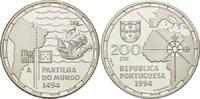 200 Escudos 1994, Portugal, Zeitalter der portugiesischen Entdeckungen ... 36,00 EUR kostenloser Versand