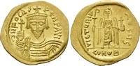 Byzanz, AV Solidus  vz Phocas, 602-610, 595,00 EUR  zzgl. 9,40 EUR Versand