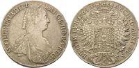 Reichstaler 1764 Haus Habsburg, Maria Theresia, 1740-1780, Kratzer, kl.... 265,00 EUR kostenloser Versand