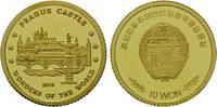 10 Won 2010 Korea, Prager Burg, PP  58,00 EUR  zzgl. 6,40 EUR Versand