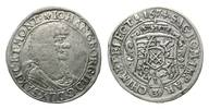 Sachsen,  1/3 Taler 1674 CR, Dresden, Johann Georg II., 1656-1680,