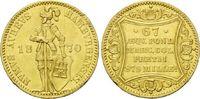 Hamburg, Dukat 1870 vz Freie und Hansestadt, 635,00 EUR  zzgl. 9,40 EUR Versand