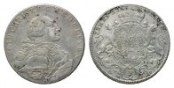 Brandenburg-Bayreuth, Konventionstaler 1766 B, Bayreuth, Friedrich Christian, 1763-1769,     