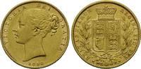 Sovereign 1856 Großbritannien, Victoria, 1...