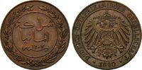 1 Pesa 1890 Deutsch-Ostafrika, Kolonien, f.st  54,00 EUR kostenloser Versand