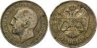 50 Dinara 1932 Jugoslawien, Alexander I., 1921-1934, ss  59,00 EUR kostenloser Versand