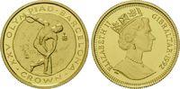 1/10 Crown 1992, Gibraltar, Olympische Spiele Barcelona 1992 - Diskuswe... 140,00 EUR kostenloser Versand