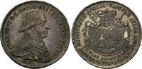 1/2 Konventionstaler 1796 C.D. Eichstätt, Bistum, Joseph Graf von Stube... 298,00 EUR  zzgl. 9,40 EUR Versand