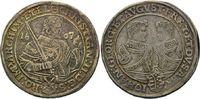 Reichstaler 1607 Sachsen, Christian II., majorenn, mit seinen Brüdern, ... 298,00 EUR kostenloser Versand