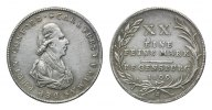 Regensburg, Frstentum, Gulden 1809 B, Carl von Dalberg, 1804-1810,