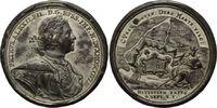 Zinnmed. 1705 Russland, Peter I. der Große...