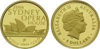 5 Dollars 2006 Australien, Opernhaus in Sydney, PP  76,00 EUR  zzgl. 6,40 EUR Versand
