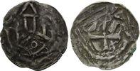 Pfennig o.J. Tübingen, Hugo I., 1162-1182, ss  45,00 EUR kostenloser Versand