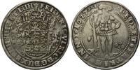 Taler, 1627 Braunschweig-Lüneburg, Linie Wolfenbüttel, Friedrich Ulrich... 435,00 EUR  zzgl. 9,40 EUR Versand