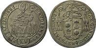 15 Kreuzer, 1687 Erzbistum Salzburg, Max Gandolph Graf Küenburg, 1668-1... 60,00 EUR  zzgl. 6,40 EUR Versand