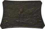 Bronzegußplakette 1908 Belgien, Ville de Namur - Pferdewettbewerb, vz  35,00 EUR  zzgl. 6,40 EUR Versand