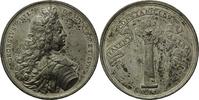 Zinnmed. 1691 Braunschweig-Lüneburg, Georg Wilhelm, 1665-1705, f.vz  165,00 EUR  zzgl. 6,40 EUR Versand