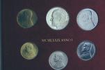 10-500 Lire 1979 Vatikan, Kursmünzensatz, st  35,00 EUR  zzgl. 6,40 EUR Versand