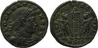 Follis, 335-337 Römisches Reich, Delmatius als Caesar, 335-337 vz  89,00 EUR  zzgl. 6,40 EUR Versand